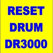 Come effettuare il reset del drum brother DR3000