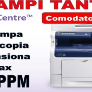Comodato d'uso gratuito – Xerox WC 6605