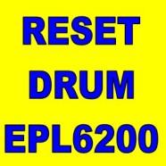 Reset Drum Epson EPL6200