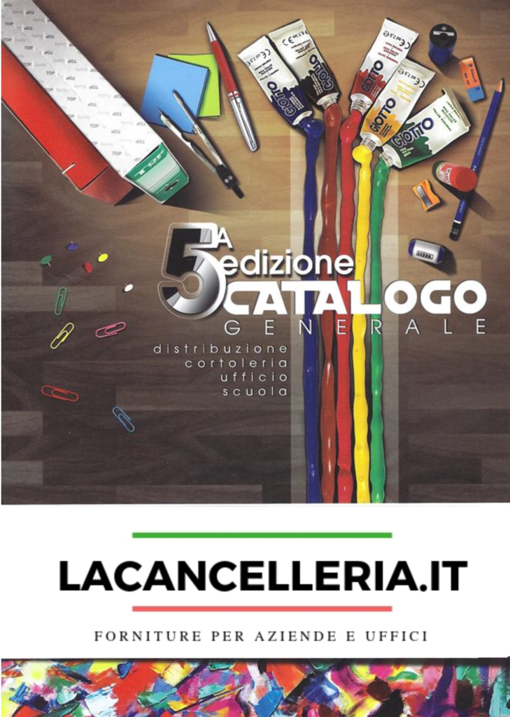 catalogo di cancelleria